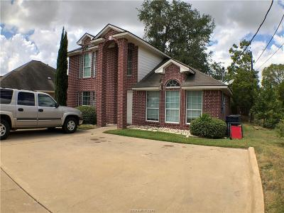 College Station TX Single Family Home For Sale: $319,000