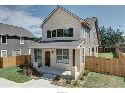 Bryan Single Family Home For Sale: 215 Helena Street