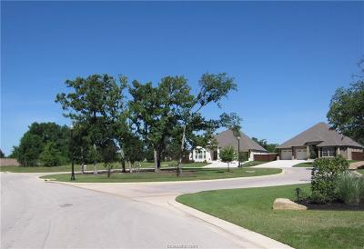 Bryan Residential Lots & Land For Sale: 2930 Blue Belle Drive