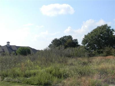 Bryan Residential Lots & Land For Sale: 3326 Emory Oak Drive