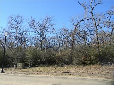 bryan Residential Lots & Land For Sale: 3405 Chinquapin Court
