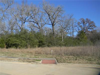 bryan Residential Lots & Land For Sale: 3408 Chinquapin Court