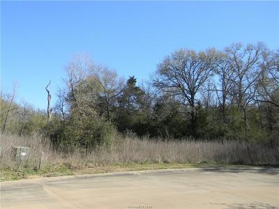 bryan Residential Lots & Land For Sale: 3410 Chinquapin Court
