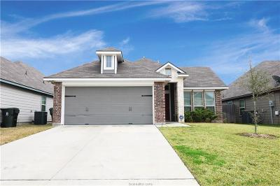 Bryan Single Family Home For Sale: 2029 Stubbs Drive