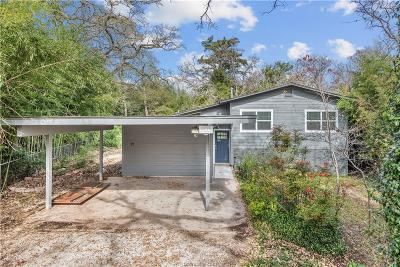 College Station Single Family Home For Sale: 705 Gilchrist Avenue