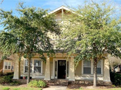 College Station Condo/Townhouse For Sale: 1725 Harvey Mitchell #1211