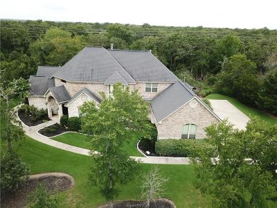 Brazos County Single Family Home For Sale: 4406 Regal Oaks Drive
