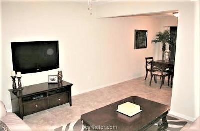 College Station, Bryan Rental For Rent: 4503 College Main Street #C