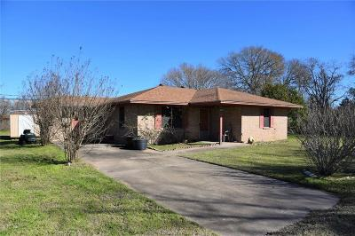 Burleson County Single Family Home For Sale: 325 Fleming Street