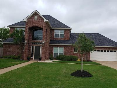 Bryan Single Family Home For Sale: 3701 Park Meadow