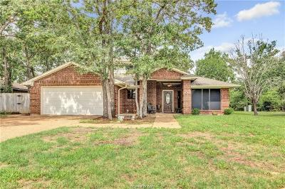 College Station Single Family Home For Sale: 9200 Shadowcrest Drive