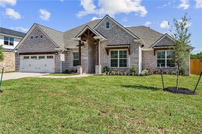 College Station Single Family Home For Sale: 4803 Crooked Branch Drive