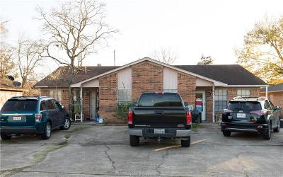 Bryan Multi Family Home For Sale: 2357-2359 North Earl Rudder