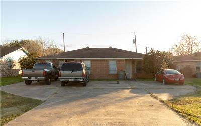 Bryan Multi Family Home For Sale: 2373-2375 North Earl Rudder
