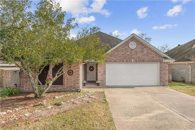 Bryan , College Station  Single Family Home For Sale: 2325 Kendal Green Circle
