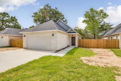 Brazos County Single Family Home For Sale: 902 New York Street