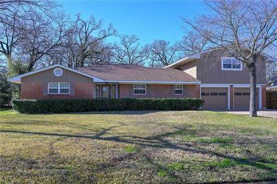 Bryan , College Station Single Family Home For Sale: 2302 Burton Drive