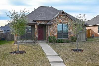 Bryan Single Family Home For Sale: 2035 Autumn Lake Drive