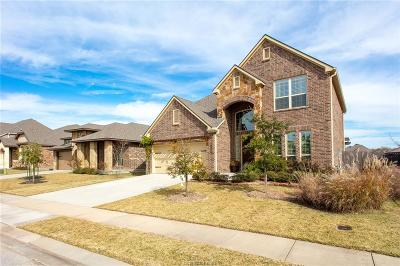 College Station Single Family Home For Sale: 4128 Shallow Creek Loop