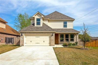 Bryan Single Family Home For Sale: 1902 Debbie Drive