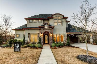 College Station Single Family Home For Sale: 1303 Quarry Oaks