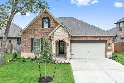 College Station Single Family Home For Sale: 2611 Hailes Court