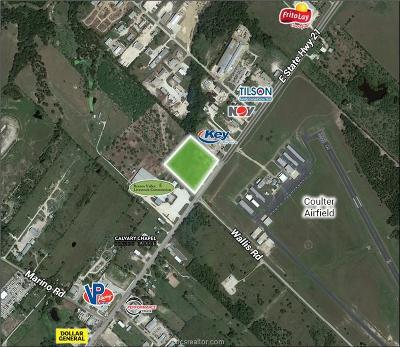 bryan Residential Lots & Land For Sale: 6113 East Sh-21