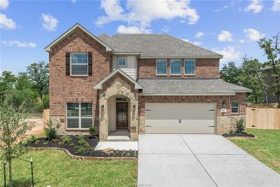 College Station Single Family Home For Sale: 4416 Odell Lane