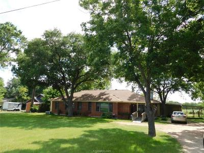Bryan Single Family Home For Sale: 2710 Tabor Road