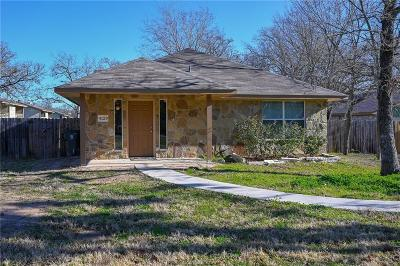 Single Family Home For Sale: 4129 Old Hearne Road