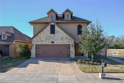 College Station Condo/Townhouse For Sale: 1708 Parkland Drive