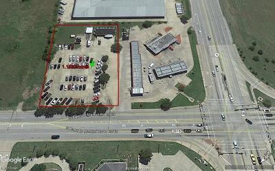 College Station Commercial For Sale: 2310 Harvey Mitchell Parkway