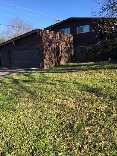 College Station Single Family Home For Sale: 2350 Harvey Mitchell Parkway