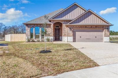 Briar Meadows Creek Single Family Home Contingency Contract: 3062 Peterson Circle