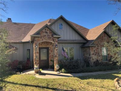College Station Single Family Home For Sale: 17978 Saddle Creek Drive