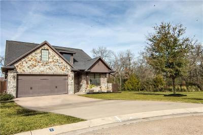 College Station Single Family Home For Sale: 4107 Rocky Briar Court