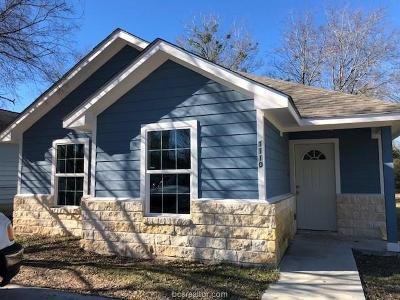 Bryan , College Station Single Family Home For Sale: 1110 Dale Street