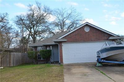 Bryan Single Family Home For Sale: 3316 Augusta Drive