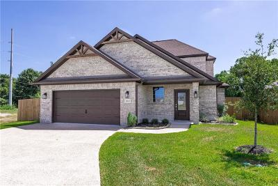 Bryan Single Family Home For Sale: 3072 Peterson Circle
