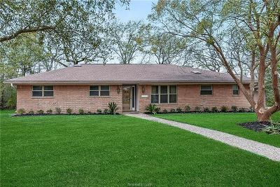 College Station Single Family Home For Sale: 1903 Lawyer Place
