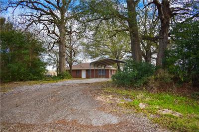 Franklin Single Family Home For Sale: 9640 East Hwy 79 Highway