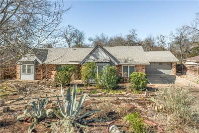 College Station Single Family Home For Sale: 1407 Angelina Circle