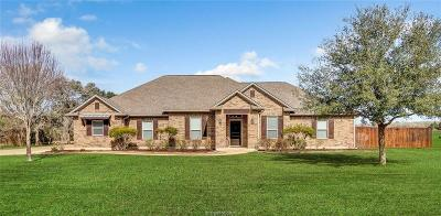 College Station Single Family Home For Sale: 5332 Prairie Dawn Trail