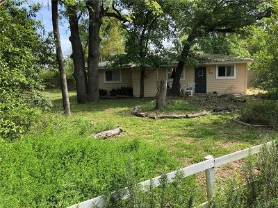 Brazos County Single Family Home For Sale: 710 Gilchrist