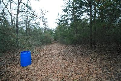 College Station, Bryan, Iola, Caldwell, Navasota, Franklin, Madisonville, North Zulch, Hearne Residential Lots & Land For Sale: Lot 14 Sundown Road