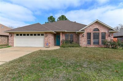 College Station Single Family Home For Sale: 2917 Durango Court