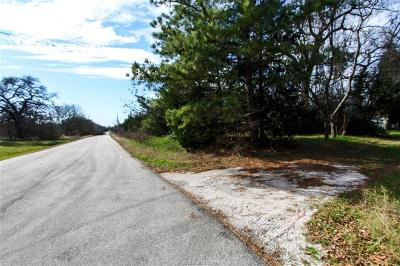 bryan Residential Lots & Land For Sale: 5850 Lynette