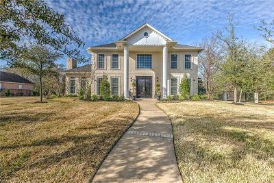 College Station Single Family Home For Sale: 9204 Lake Forest Court