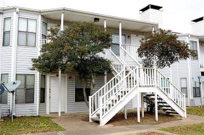 Bryan TX Condo/Townhouse For Sale: $73,900
