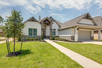 College Station TX Single Family Home For Sale: $462,500